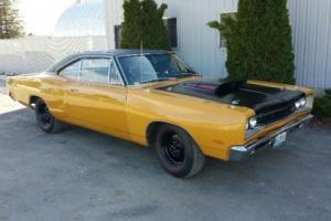 1969 Dodge Coronet M Code A12