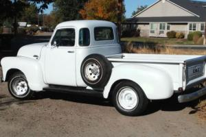 1955 GMC 1st Series GMC 100