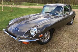 1970 Jaguar E-Type Photo