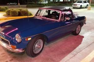 1974 MG MGB B