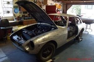 1970 MG MGB Photo