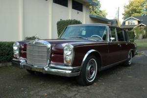 1966 Mercedes-Benz 600-Series