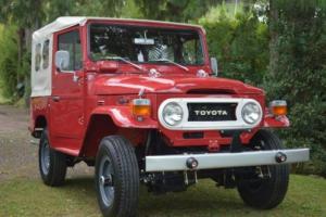1979 Toyota Land Cruiser Photo