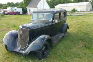 1934 Plymouth Other