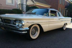 1960 Pontiac Bonneville conv