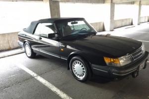 1989 Saab 900 Photo