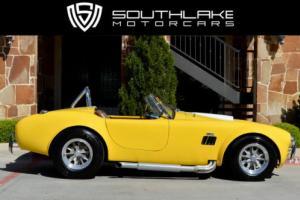 1966 Shelby Replica