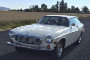 1972 Volvo p 1800 es