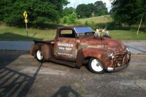 1947 Chevrolet Other Pickups Rat Rod Truck