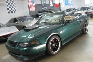 2002 Ford Mustang 2dr Convertible GT Deluxe