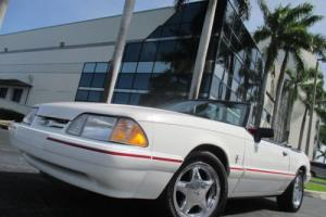 1993 Ford Mustang CONVERTIBLE LX