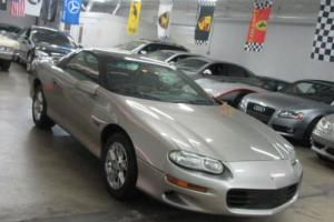 2002 Chevrolet Camaro 2dr Coupe Z28 Photo