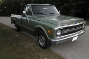 1970 Chevrolet C-10