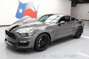 2016 Ford Mustang SHELBY GT350 TRACK 5.2L RECARO