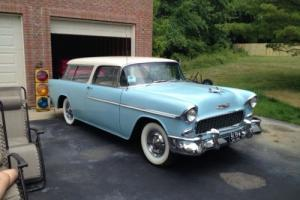 1955 Chevrolet Bel Air/150/210 Nomad