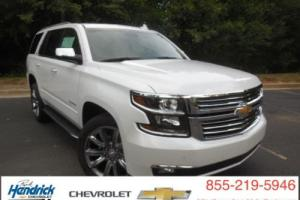 2016 Chevrolet Tahoe 2WD 4dr LTZ Photo