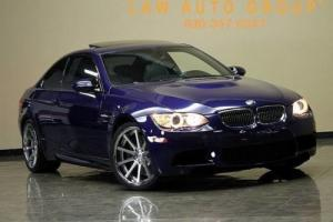 2008 BMW M3 2DR COUPE
