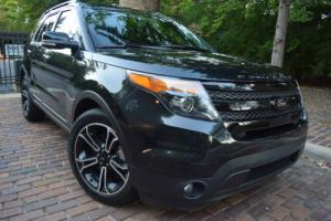 2014 Ford Explorer 4WD  SPORT-EDITION(HARD TO FIND)