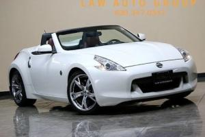 2012 Nissan 370Z 2DR CONVERTIBLE