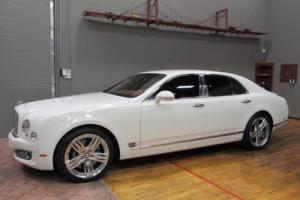 2011 Bentley Mulsanne LAUNCH EDITION