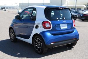 2016 smart Fortwo 2dr Coupe Prime