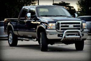 2006 Ford F-250 King Ranch 4WD