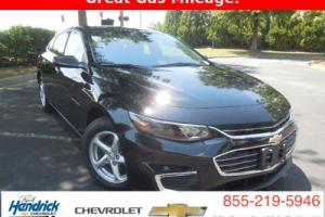 2016 Chevrolet Malibu 4dr Sedan LS w/1LS