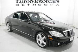 2007 Mercedes-Benz S-Class 4dr Sedan 6.0L V12 AMG RWD