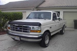 1992 Ford F-150 FORD F 150  DUAL TANKS