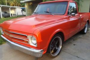 1969 Chevrolet C-10 Fleet side shortbed