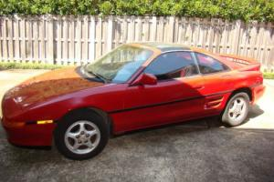 1991 Toyota MR2 turbo for Sale