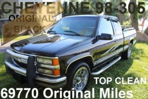 1998 Chevrolet C/K Pickup 1500 Silverado 1500