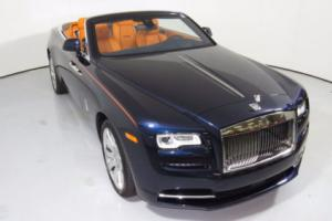 2016 Rolls-Royce Dawn 2dr Convertible