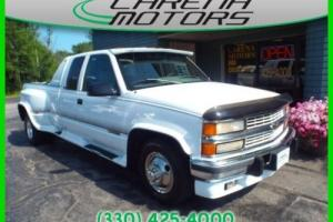 1996 Chevrolet C/K Pickup 3500 SILVERADO DUALLY
