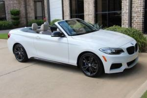 2016 BMW 2-Series M235i Convertible Photo