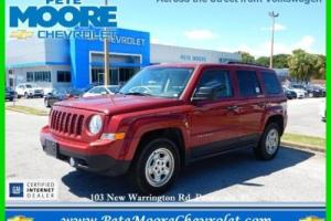 2013 Jeep Patriot FWD 4dr Sport Gas Sipper