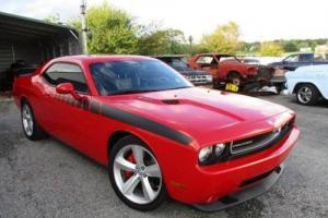 2010 Dodge Challenger SRT8 2dr Coupe
