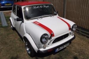 Classic Mini Cooper 1990 Bill Richards 1380