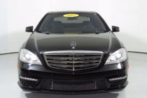 2012 Mercedes-Benz S-Class 4dr Sedan S65 AMG RWD