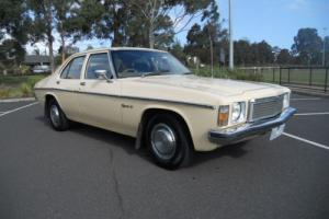 Holden HZ Kingswood SL Suit HK HT HG HQ HJ HX WB LE Statesman Monaro GTS Buyers in VIC