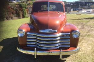 Chevrolet UTE 3100 NO Rust