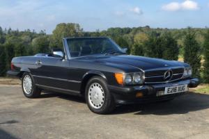 1988 MERCEDES 560SL ROADSTER 560 SL 500SL 300SL 450SL ** LHD ** NO RESERVE **