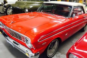 1964 Ford Futura Convertible 302 V8 Immaculate C4 Auto Rare
