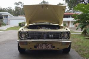 Restored 1973 Leyland Mini in QLD
