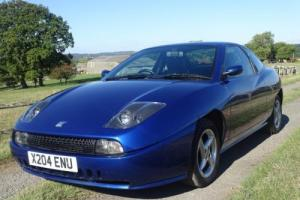 Exceptional Fiat Coupe 2.0 20v five cylinder,one of the very best ! for Sale
