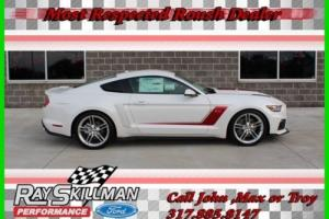 2017 Ford Mustang 2017 ROUSH RS3 Stage 3 670 HP