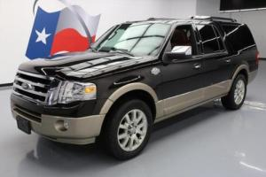 2013 Ford Expedition EL KING RANCH SUNROOF NAV