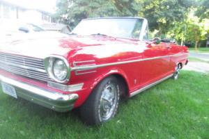 1962 Chevrolet Nova Chevy 2