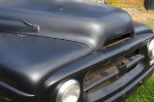 1954 AR110 Inter Harvester Tray Runs Resto OR Ratrod Chev F100 4 Wheel Disc