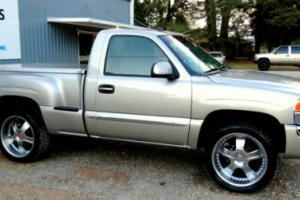 2004 Chevrolet Silverado 1500 5.3 K15 C/K 1500 Chevy Z71 4x4 Stepside Truck Gmc